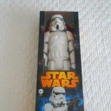 Figuras y Muñecos Star Wars: STAR WARS STORMTROOPER HASBRO 2014 GUERRA GALAXIAS FIGURA 1/6 1:6 FIGURE TROPA IMPERIAL. Lote 209126555