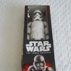 Figuras y Muñecos Star Wars: STAR WARS FIRST ORDER STORMTROOPER HASBRO 2015 GUERRA GALAXIAS FIGURA 1/6 1:6 FIGURE TROPA IMPERIAL. Lote 209127070