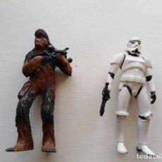 Figuras y Muñecos Star Wars: MUÑECOS GOMA STARS WARS. Lote 209323440