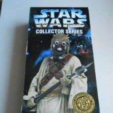 Figuras y Muñecos Star Wars: STAR WARS TUSKEN RAIDER COLLECTOR SERIES 1/6 FIGURA GUERRA GALAXIAS FIGURE 1:6 27754 27758. Lote 209327168