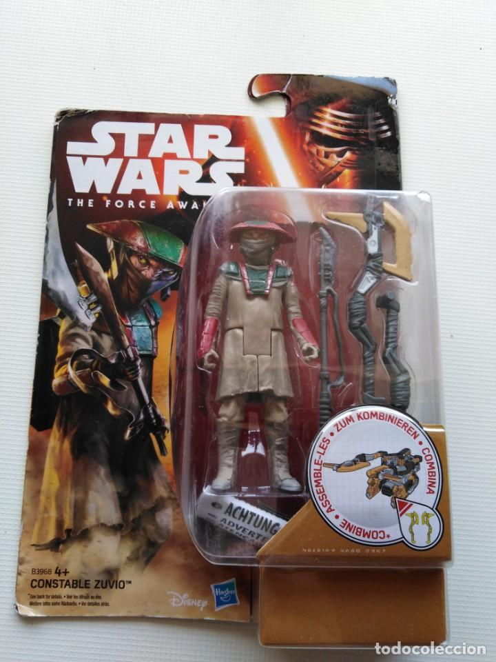 MUÑECO STAR WARS (Juguetes - Figuras de Acción - Star Wars)