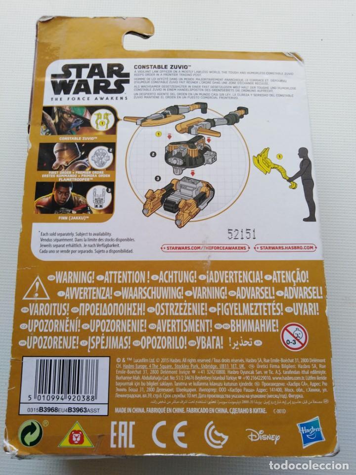 Figuras y Muñecos Star Wars: Muñeco Star Wars - Foto 2 - 209631752