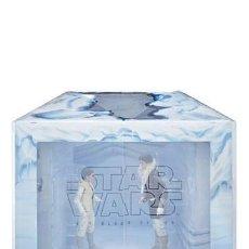 Figuras y Muñecos Star Wars: HAN SOLO Y PRINCESA LEIA STAR WARS BLACK SERIES EDICIÓN ESPECIAL.. Lote 209733081
