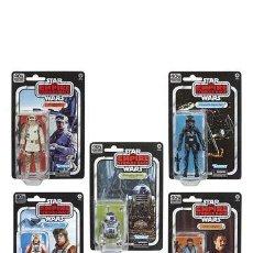 Figuras y Muñecos Star Wars: LOTE 5 FIGURAS STAR WARS IMPERIO CONTRATACA 40 ANIVERSARIO. Lote 209736595