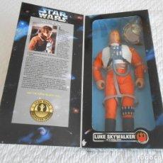 Figuras y Muñecos Star Wars: STAR WARS LUKE SKYWALKER IN X.WING GEAR FIGURA 1/6 HASBRO GUERRA GALAXIAS FIGURE 27690 KENNER 1996. Lote 209857170
