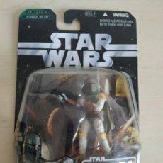 Figuras y Muñecos Star Wars: STAR WARS BOBA FETT RETURN OF THE JEDI THE SAGA COLLECTION BLISTER SIN ABRIR HASBRO. Lote 210143738