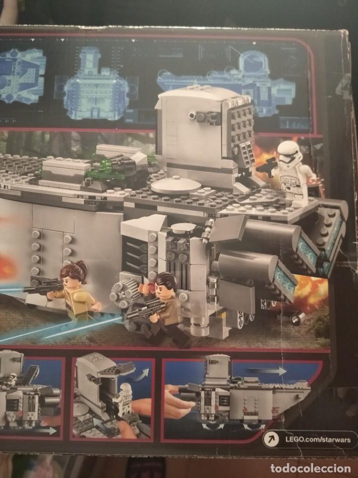 Figuras y Muñecos Star Wars: Star wars Lego first order transporter - Foto 3 - 210152955