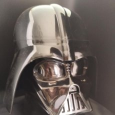Figure e Bambolotti Star Wars: DARTH VADER, IMPRESIONANTE BUSTO ESCALA 1/1 - RECIPIENTE, PARA GUARDAR COSAS- STAR WARS. Lote 210225250