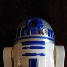 Figuras y Muñecos Star Wars: FIGURA DE ACCIÓN / STAR WARS: * R2-D2 * (CON VISOR DE LUZ CON IMÁGENES). NUEVO.. Lote 212276755