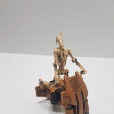 Figuras y Muñecos Star Wars: FIGURA Y VEHICULO STAR WARS, KENNER 1998 LFL. Lote 212636622