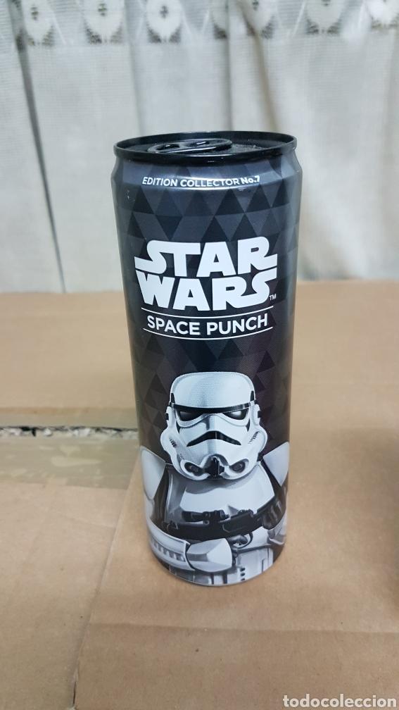 Figuras y Muñecos Star Wars: Lata bebida star wars - Foto 2 - 212703635