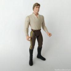 Figuras y Muñecos Star Wars: FIGURA ARTICULADA DE HAN SOLO KENNER 1996, FIGURA STAR WARS LFL THE POWER OF THE FORCE. Lote 212898426