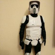 Figuras y Muñecos Star Wars: FIGURA SCOUT TROOPER 45CM. STAR WARS. JAKKS PACIFIC. Lote 212908172