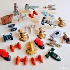 Figurines et Jouets Star Wars: STAR WARS LOTE DE NAVES VARIAS. Lote 213281075