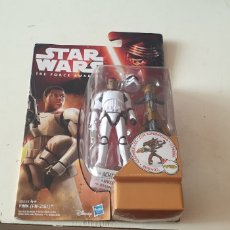 Figurines et Jouets Star Wars: STAR WARS THE FORCE AWAKENS FINN (FN- 2187 ) NUEVO EN SU BLISTER HASBRO. Lote 213330278
