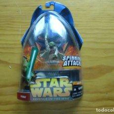Figuras y Muñecos Star Wars: FIGURA YODA-REVENGE OF THE SITH. Lote 213480008