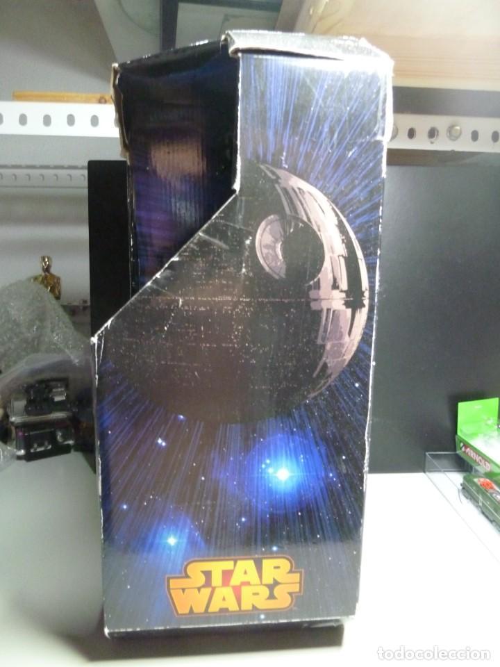 Figuras y Muñecos Star Wars: FIGURA DARTH VADER CON SONIDOS - Foto 2 - 213514440