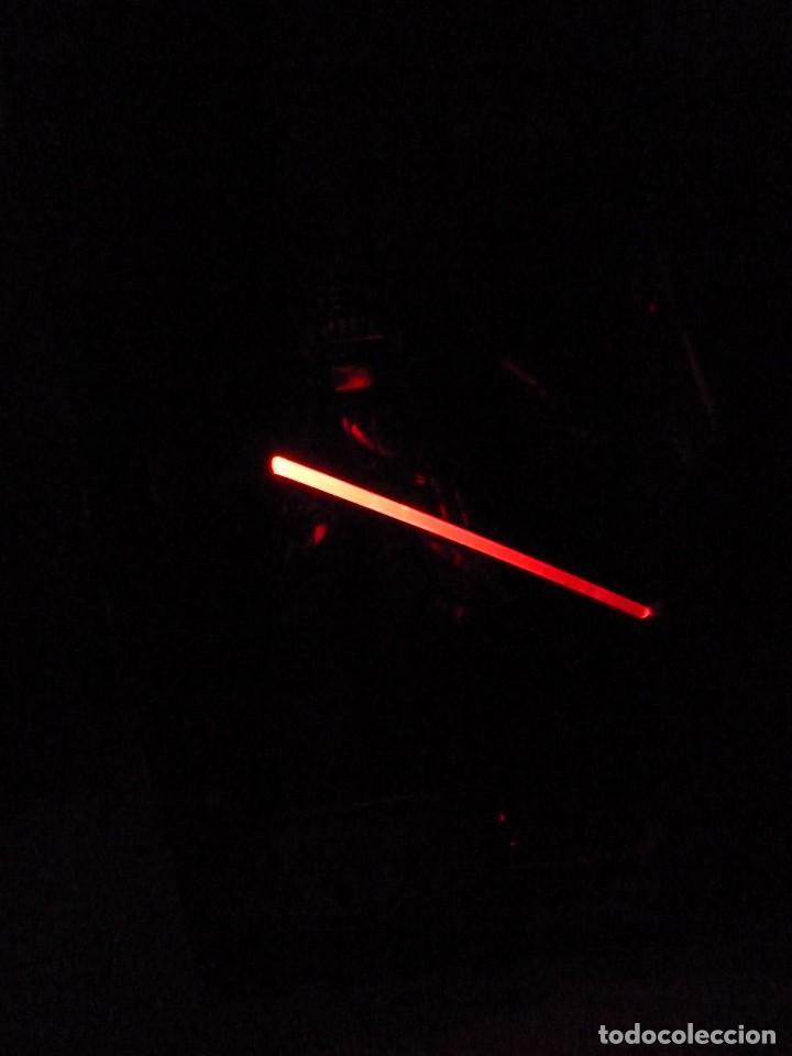 Figuras y Muñecos Star Wars: FIGURA DARTH VADER CON SONIDOS - Foto 6 - 213514440