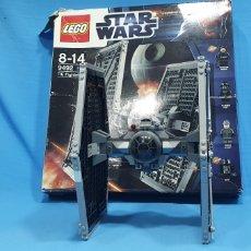 Figuras y Muñecos Star Wars: NAVE STAR WARS - TIE FIGHTER 9492 - LEGO. Lote 213527750