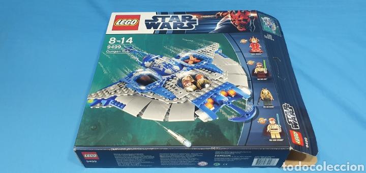 Figuras y Muñecos Star Wars: NAVE STAR WARS - GUNGAN SUB 9499 - LEGO - Foto 6 - 213528385