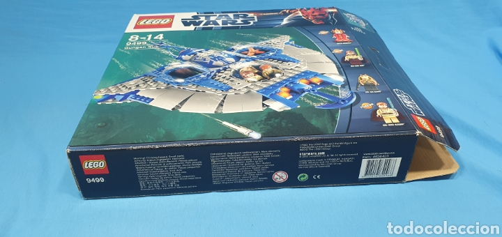 Figuras y Muñecos Star Wars: NAVE STAR WARS - GUNGAN SUB 9499 - LEGO - Foto 10 - 213528385