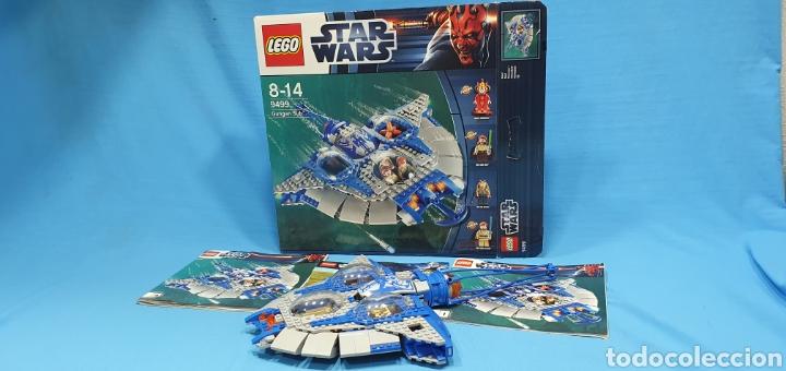 NAVE STAR WARS - GUNGAN SUB 9499 - LEGO (Juguetes - Figuras de Acción - Star Wars)