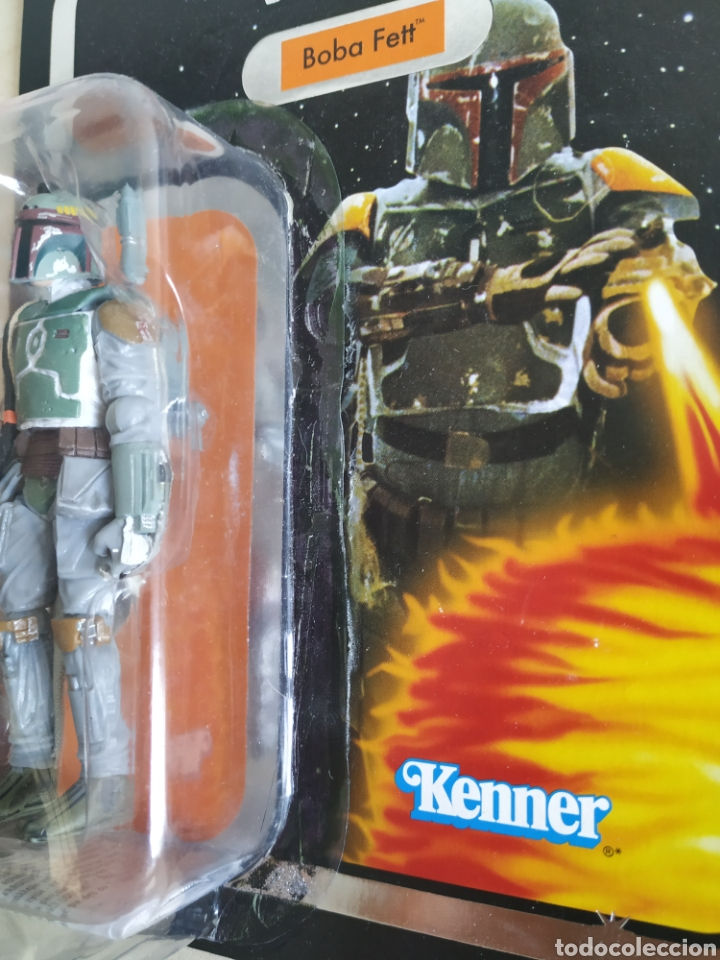 Figuras y Muñecos Star Wars: STAR WARS BOBA FETT THE EMPIRE STRIKES BACK THE VINTAGE COLLECTION KENNER (LEER DESCRIPCION) - Foto 4 - 213733310