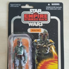 Figuras y Muñecos Star Wars: STAR WARS BOBA FETT THE EMPIRE STRIKES BACK THE VINTAGE COLLECTION KENNER (LEER DESCRIPCION). Lote 213733310