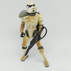 Figuras y Muñecos Star Wars: SANDTROOPER DE STAR WARS LFL KENNER AÑO 1997 THE POWER OF THE FORCE. Lote 213744503