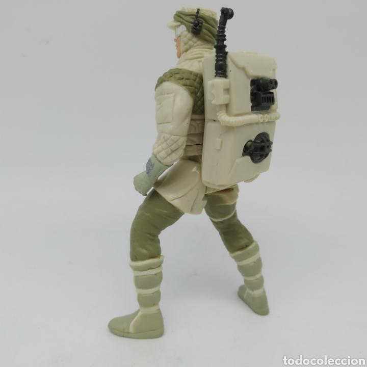Figuras y Muñecos Star Wars: Hoth Rebel Trooper de Star Wars LFL Kenner año 1997 The Power of the Force - Foto 2 - 213744687