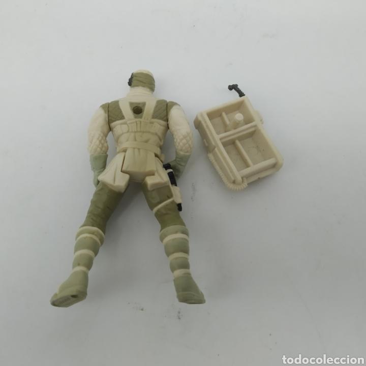 Figuras y Muñecos Star Wars: Hoth Rebel Trooper de Star Wars LFL Kenner año 1997 The Power of the Force - Foto 3 - 213744687