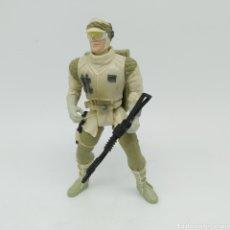 Figuras y Muñecos Star Wars: HOTH REBEL TROOPER DE STAR WARS LFL KENNER AÑO 1997 THE POWER OF THE FORCE. Lote 213744711