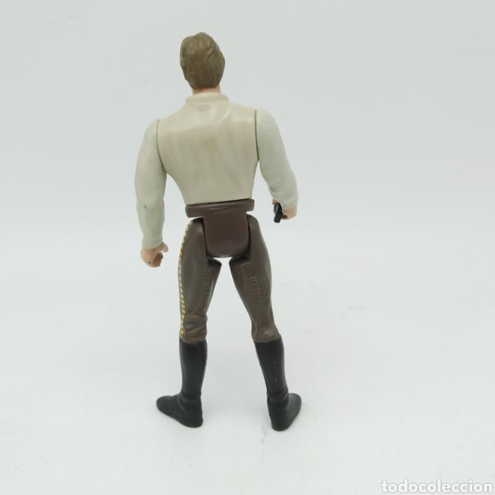 Figuras y Muñecos Star Wars: Han Solo de Star Wars LFL Kenner año 1996 The Power of the Force - Foto 2 - 213756545