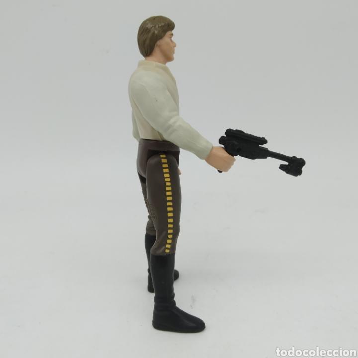 Figuras y Muñecos Star Wars: Han Solo de Star Wars LFL Kenner año 1996 The Power of the Force - Foto 3 - 213756545