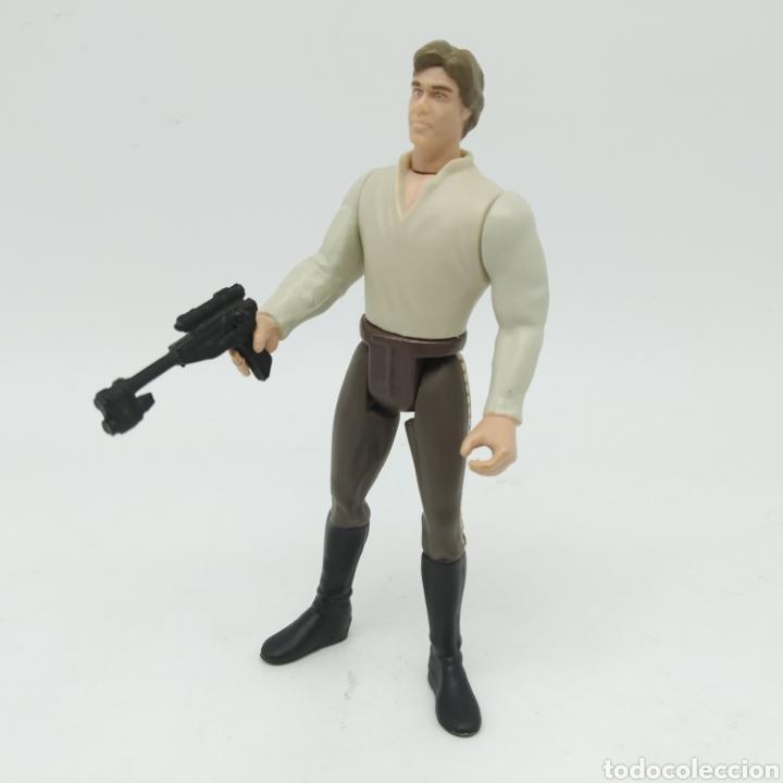 HAN SOLO DE STAR WARS LFL KENNER AÑO 1996 THE POWER OF THE FORCE (Juguetes - Figuras de Acción - Star Wars)