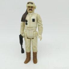 Figuras y Muñecos Star Wars: COMANDANTE REBELDE DE STAR WARS LFL ORIGINAL DE 1980 MADE IN HONG KONG. Lote 213760445