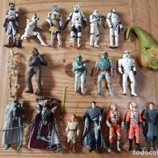 Figuras y Muñecos Star Wars: LOTE FIGURAS STAR WARS VER FOTOS. Lote 213969030
