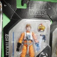 Figuras y Muñecos Star Wars: STAR WARS BLACK SERIES 15 CM. LUKE PILOTO 40 ANIVERSARIO. Lote 214363827