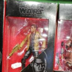 Figuras y Muñecos Star Wars: STAR WARS BLACK SERIES 15 CM.FINN. Lote 214364655