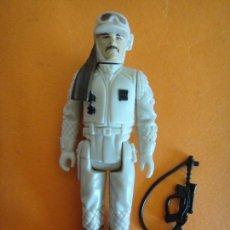 Figurines et Jouets Star Wars: FIGURA STAR WARS REBEL COMMANDER HOTH 100% COMPLETA L.F.L. 1980 KENNER VINTAGE .. Lote 214462811