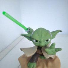 Figuras y Muñecos Star Wars: FIGURA DISNEY INFINITY 3.0 STAR WARS YODA. Lote 214844340