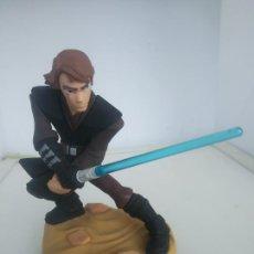 Figuras y Muñecos Star Wars: FIGURA DISNEY INFINITY 3.0 STAR WARS ANAKIN SKYWALKER. Lote 214844437