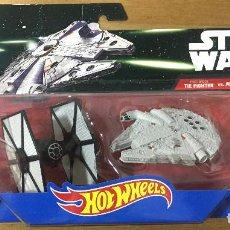 Figuras y Muñecos Star Wars: STAR WARS THE FIGHTER & MILLENNIUM FALCON. Lote 214945005