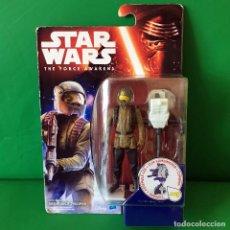 Figuras y Muñecos Star Wars: FIGURA STAR WARS - THE FORCE AWAKENS - RESISTANCE TROOPER - NUEVO EN BLISTER A ESTRENAR!!. Lote 215069593