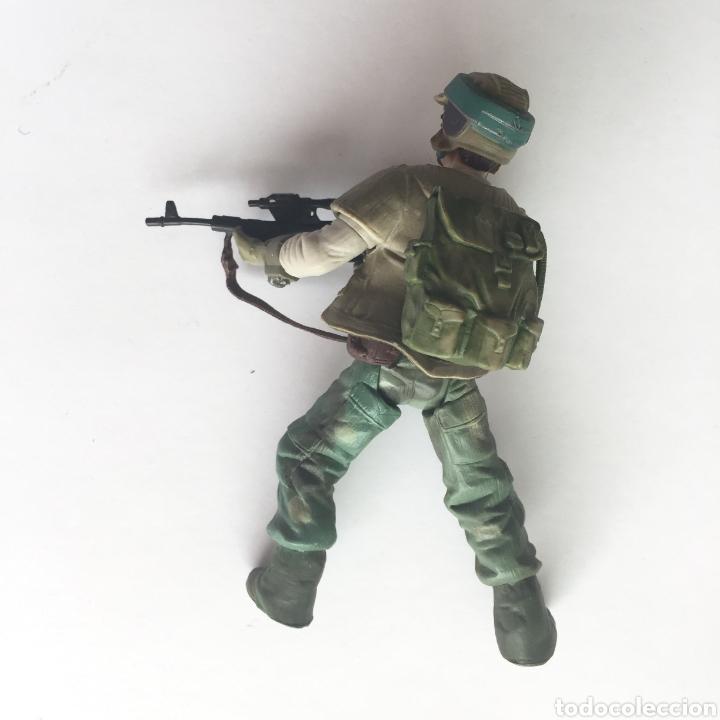 Figuras y Muñecos Star Wars: Star Wars Figura soldado rebelde Endor moderno - Foto 2 - 215140068