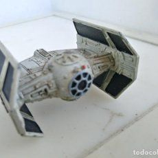 Figurines et Jouets Star Wars: NAVE STAR WARS PLOMO ACTION FLEET DARTH VADER TIE FIGHTER. Lote 215193332
