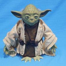 Figuras y Muñecos Star Wars: YODA TALKING HASBRO 2004. Lote 215237648