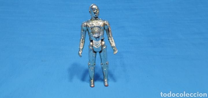 C3PO C-3PO FIGURA STAR WARS - GMFGI 1977 HONG KONG KENNER (Juguetes - Figuras de Acción - Star Wars)