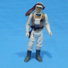 Figuras y Muñecos Star Wars: LUKE SKYWALKER HOTH BATTLE GEAR FIGURA STAR WARS - L.F.L. 1980 MADE IN HONG KONG KENNER. Lote 215329556