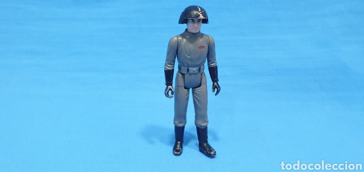 DEATH SQUAD COMMANDER FIGURA STAR WARS - GMFGI 1977 MADE IN HONG KONG KENNER (Juguetes - Figuras de Acción - Star Wars)